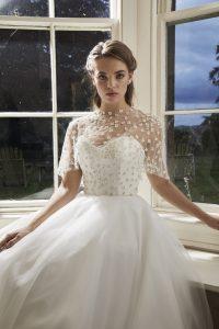 Florence wedding dress by Lyn Ashworth. Ellison Gray Bridal are Lyn Ashworth stockists in the North of England, Durham