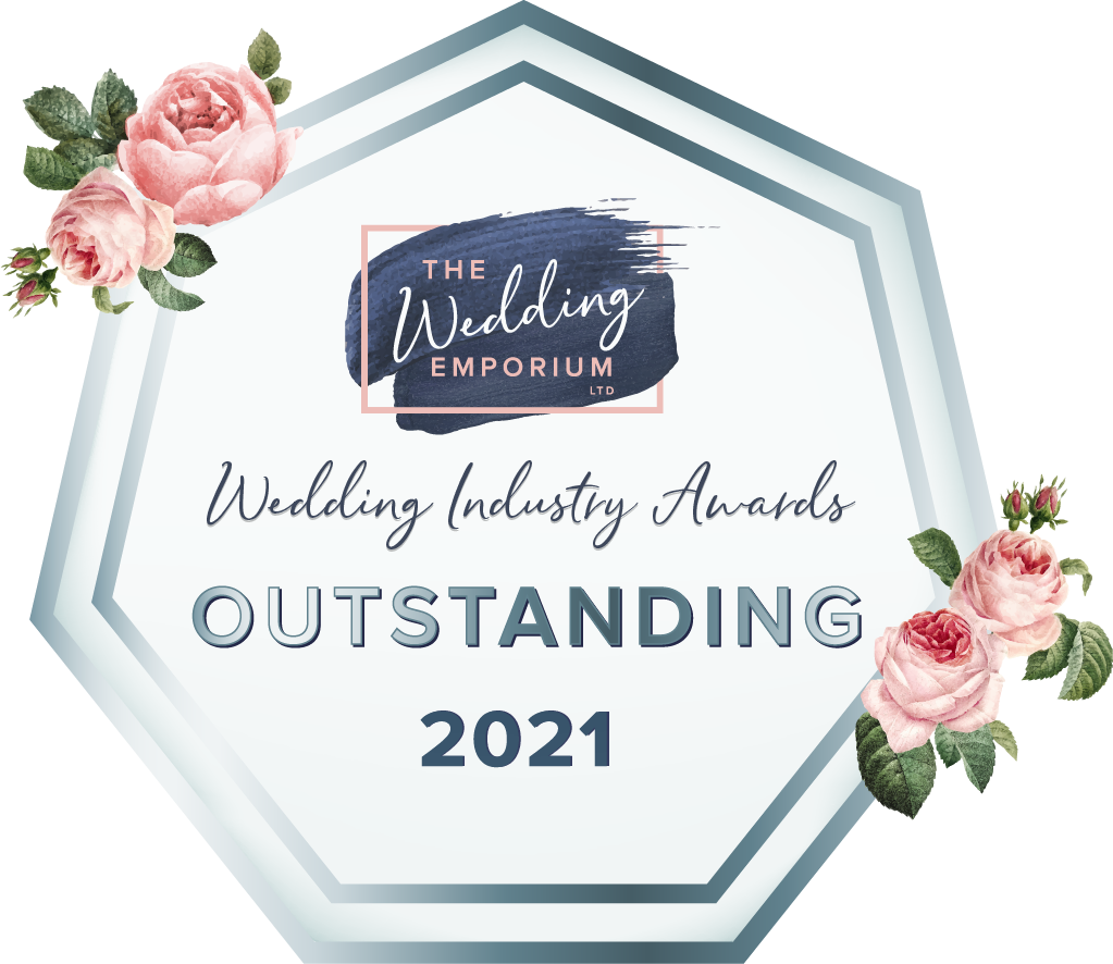 Ellison Gray Bridal in Durham was honoured to win an 'Outstanding' award from The Wedding Emporium
