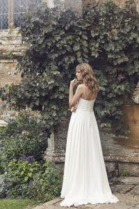 Lyn Ashworth Ashby wedding dress. Ellison Gray Bridal Boutique in Durham are Lyn Ashworth stockists in the north east.