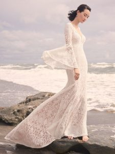 Benson by Sottero and Midgely, Available at Ellison Gray Bridal in Durham