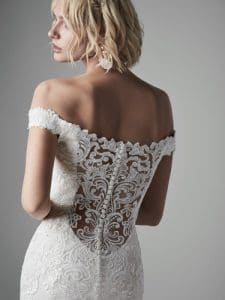Kennedy wedding dress by sottero and midgely available at ellison gray bridal in durham uk north east